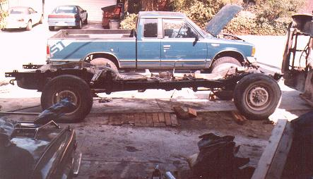 Jim Click Nissan >> 720 suspension question - Pirate4x4.Com : 4x4 and Off-Road Forum