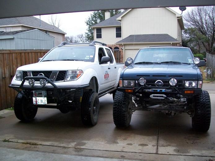 Titan Auto Sales >> Winch bumpers for nissan hardbody