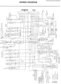 Nissan D21 Headlight Wiring Diagram on wiring diagram for nissan patrol radio